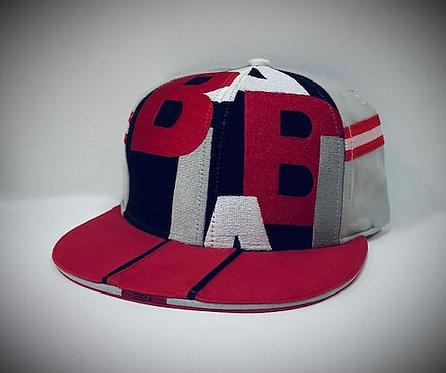 BIBIA Brand Overlap Couture Designer Cap
