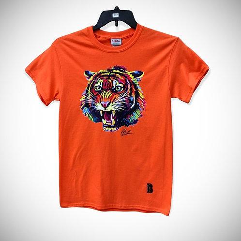 BIBIA BRAND TIGER T-SHIRT