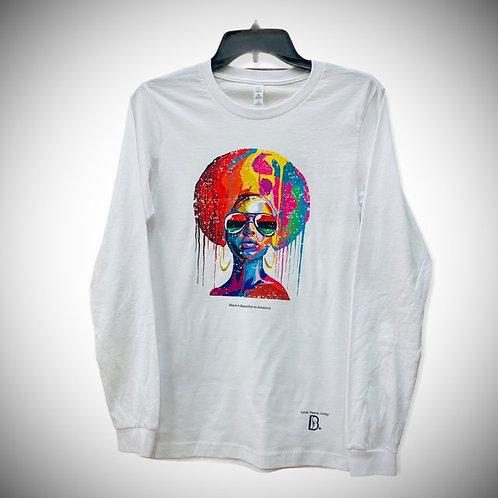 BIBIA Brand Pop Culture Sista L/S Shirt