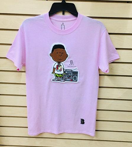 BIBIA TrappBoy Light Pink T-shirt