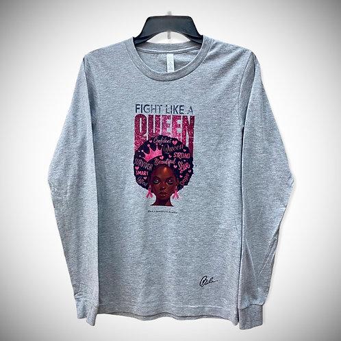 BIBIA CANCER AWARWNESS L/S Shirt