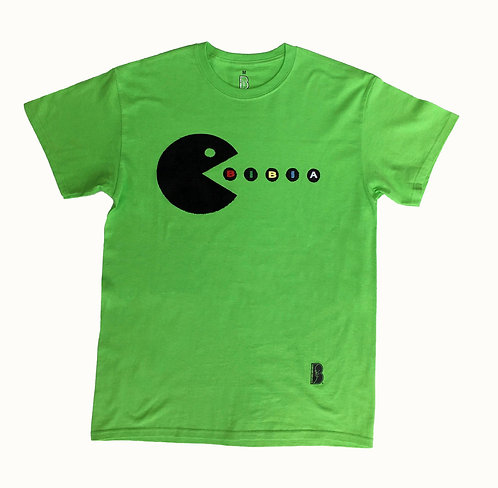 BIBIA Couture Brand T-shirt Lime Green