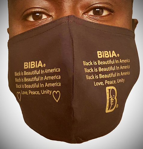 BIBIA Brand Reusable Face Mask and Washable