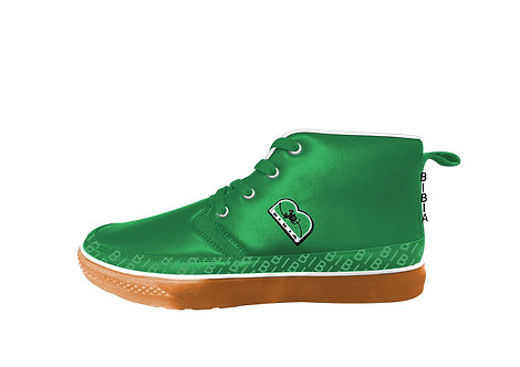 BIBIA Green Lantern Sneaker