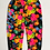 Thumbnail: BIBIA Floral Love Signature Brand Leggins