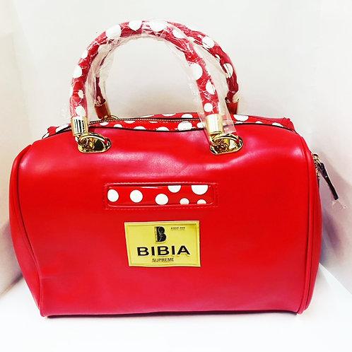 BIBIA Brand Women Lollipop Red Purse