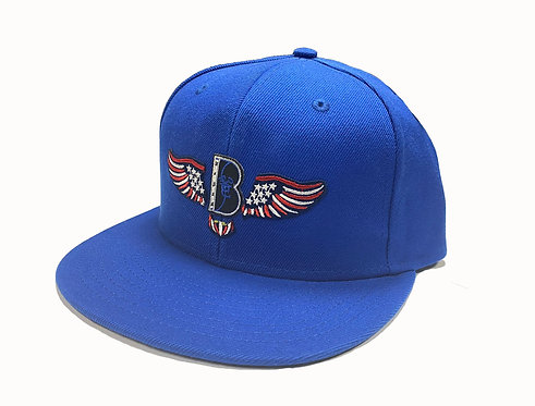 BIBIA Fly Brand America Vintage Cap