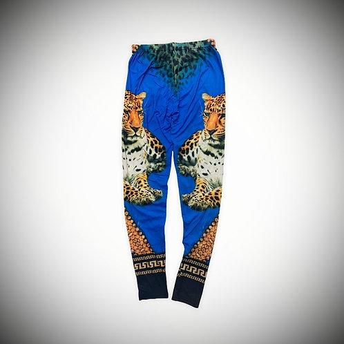 BIBIA Brand Royal Couture Vintage Leggins