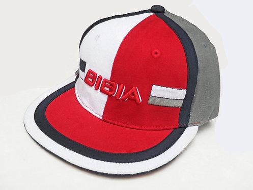 BIBIA TRI COLOR PANEL CAP