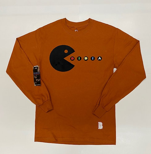 BIBIA Conture Brand Texas Orange L/S shirt