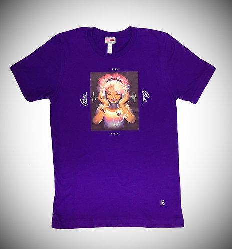 BIBIA Brand Cool Girl Jam T-shirt