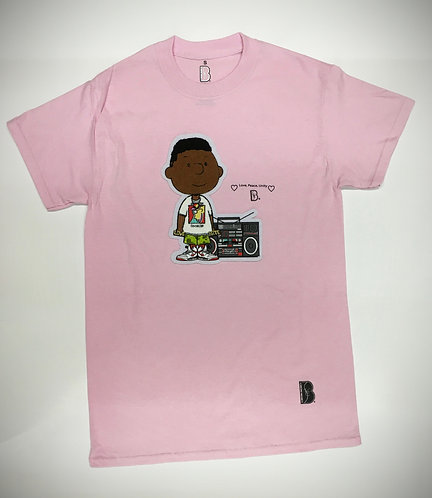BIBIA TrappBoy Light Pink T-shirt