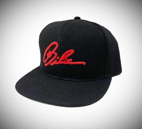 BIBIA Brand Signature Flock Cap