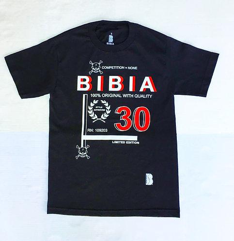 BIBIA Brand Premium Short Sleeve T-shirt