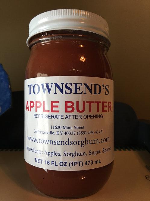 Apple Butter - 16 Oz. Jar