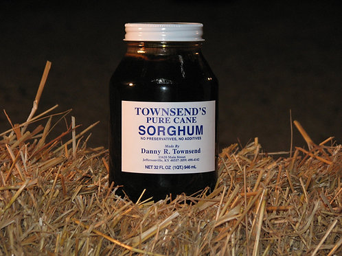 Sweet Sorghum - 32 Oz. Jar