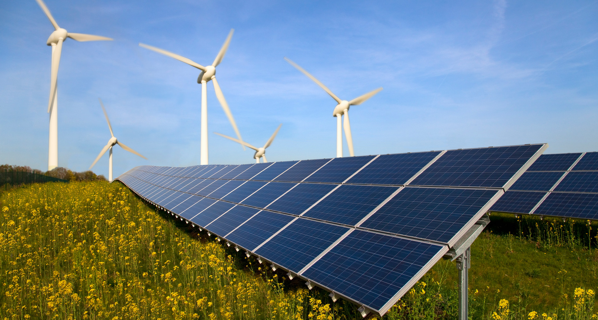 Nachhaltige Energie - Sustainable energy