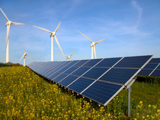 Greener future beckons as renewables and technology associations join forces
