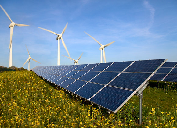 Foundations of Green Energy