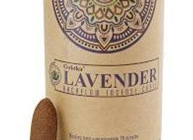 Lavender Backflow Incense