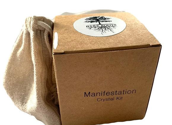 Manifestation Crystal Kit