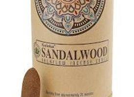 Sandalwood Backflow Incense