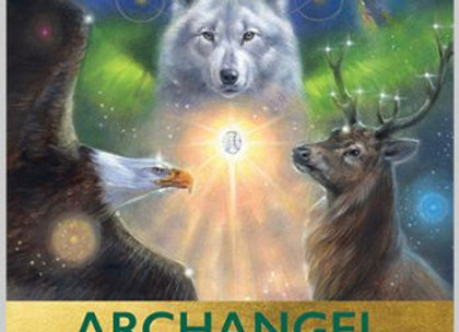 Archangel Animal Oracle Deck