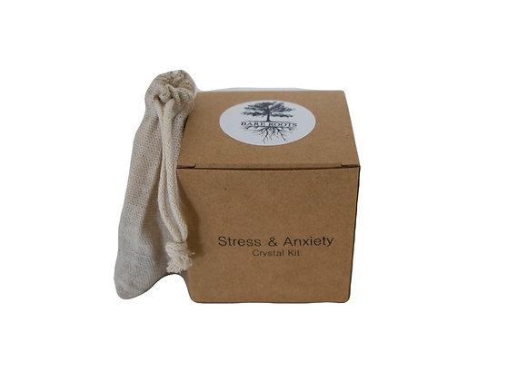 Stress & Anxiety Crystal Kit