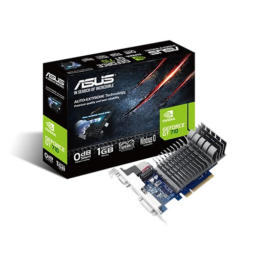 Asus nVidia Geforce GT 710 1GB