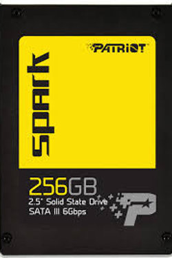 Patriot Spark 256GB SSD