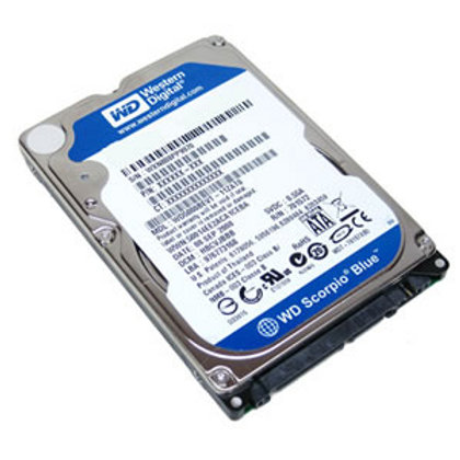 """WD Blue 2.5"""" Internal HDD 500GB"""