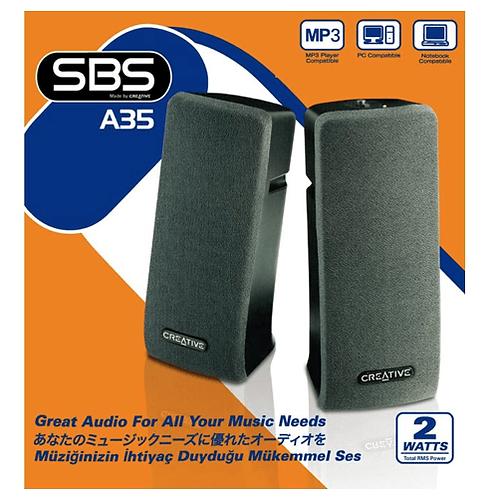 Creative SBS A35 Speakers