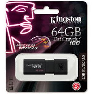 Kingston Data Traveler 64GB USB