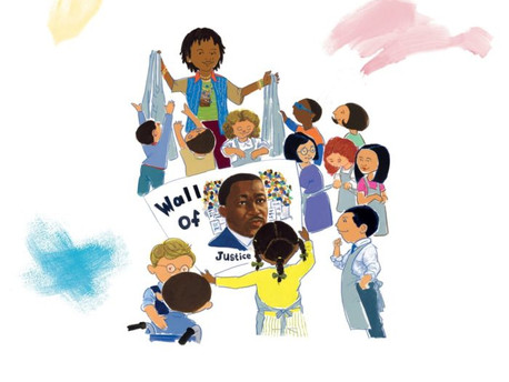 Celebrating Martin Luther King, Jr. with Kidlit