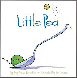 Little Pea, by Amy Krause Rosenthal