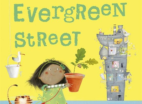 You Gotta Read This: Number 7 Evergreen Street