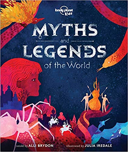 Myths and Legends of the World cover