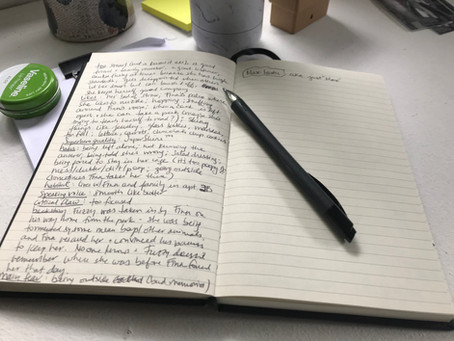 New Year, New Writing Practice