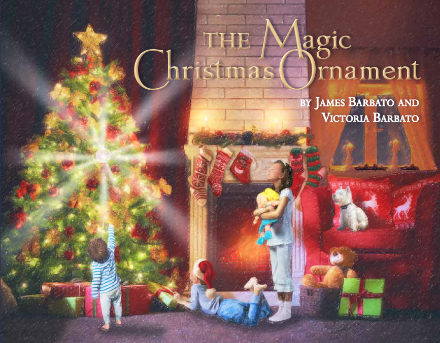 Magic Christmas Ornament book cover