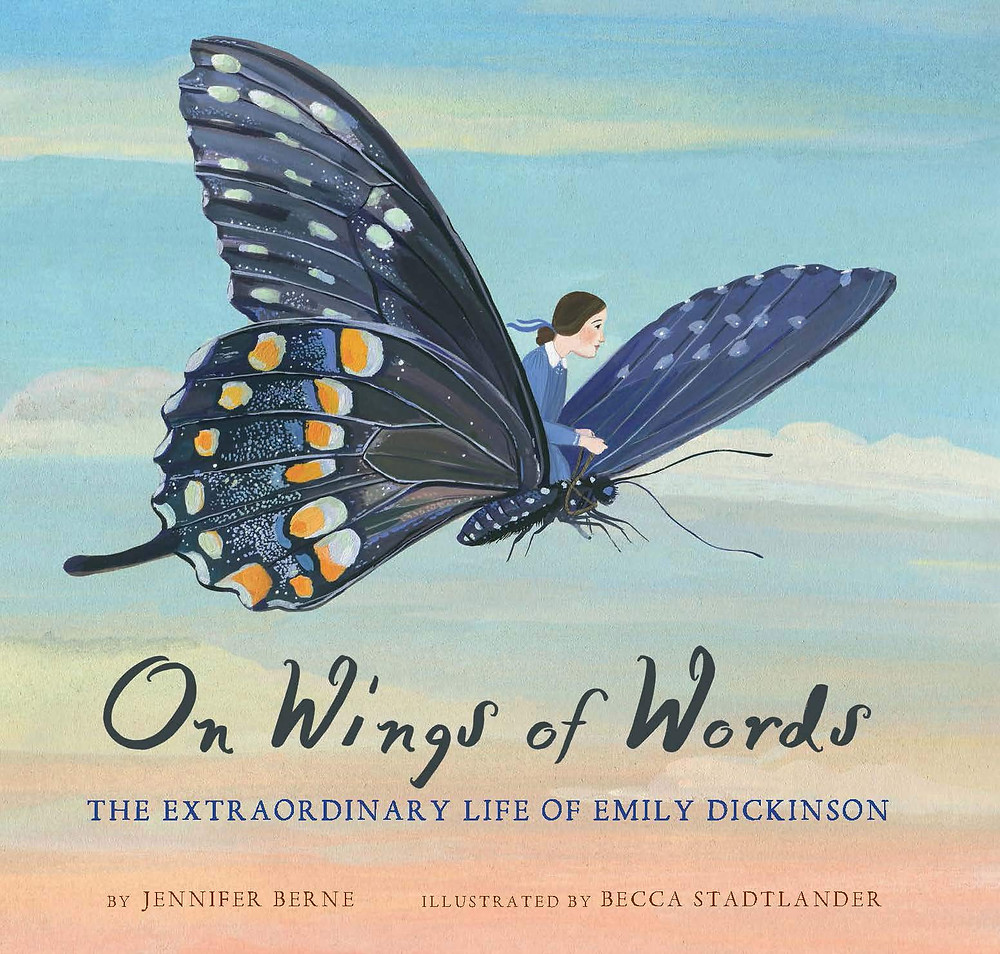 cover of On Wings of Words