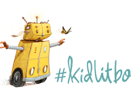 Introducing... #Kidlitbot!