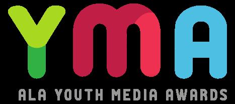 logo for the ALA Youth Media Awards