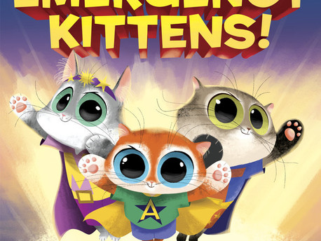 You Gotta Read This: Emergency Kittens!