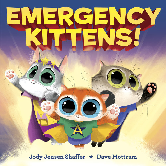 front cover of Emergency Kittens