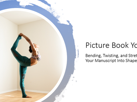 """""""Picture Book Yoga"""" Webinar is LIVE!"""