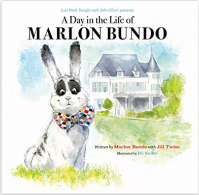 A Day in the Life of Marlon Bundo book