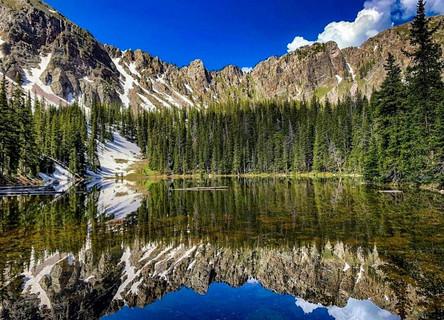 Trampas Lakes