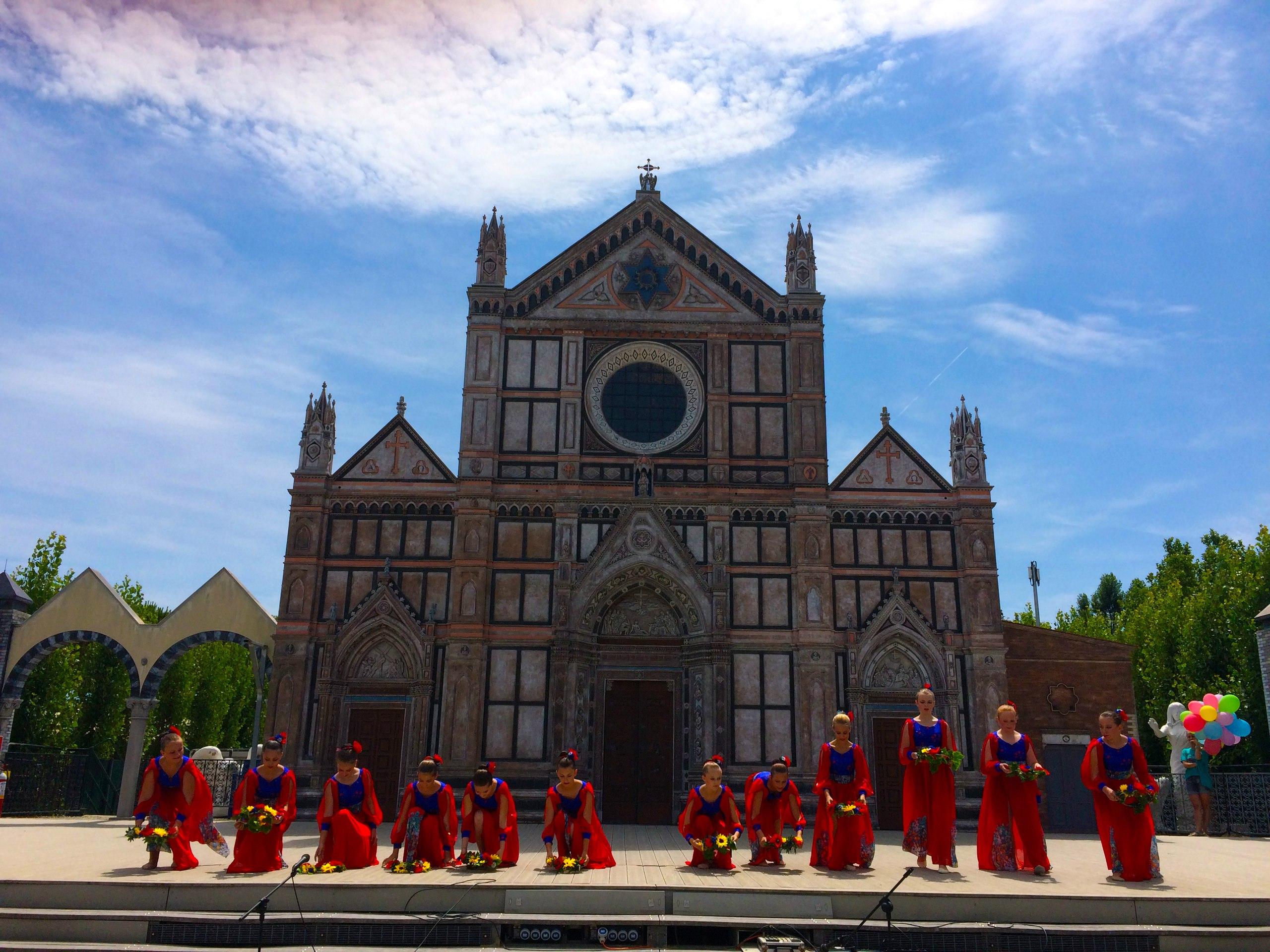 Творча поїздка до Італії зіркафест