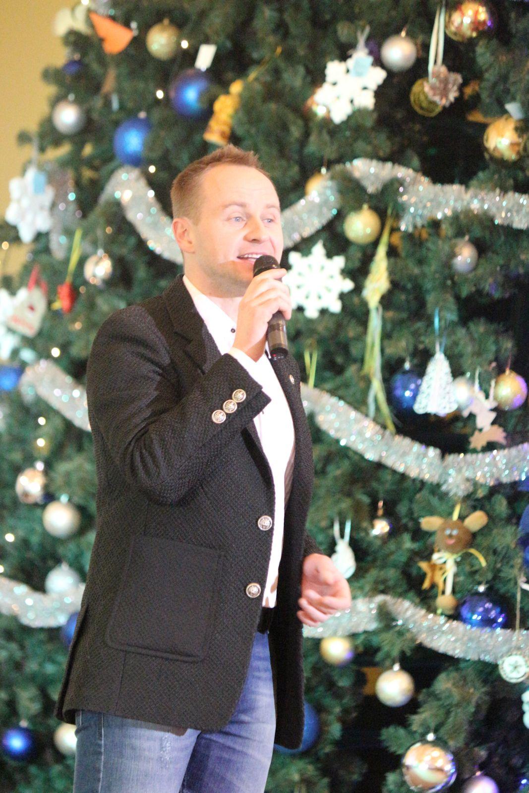 Сяйво різдвяних зірок