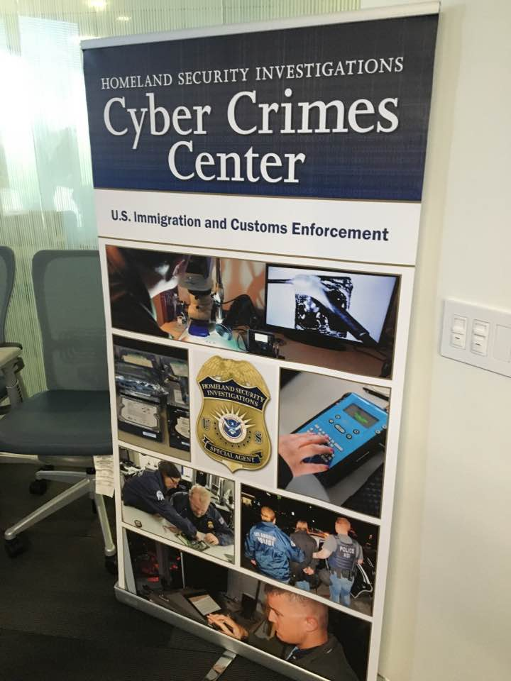 Cyber Crime Center Mission